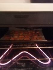 baking sweet potato chips