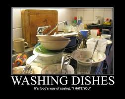 hate dishes