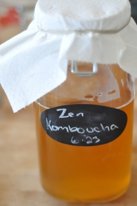 Kombucha - Guest Post By Everything After Coffee