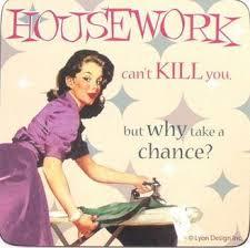 no housework
