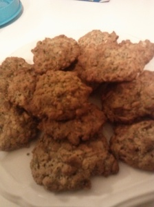 Paleo Busy Day Cookies