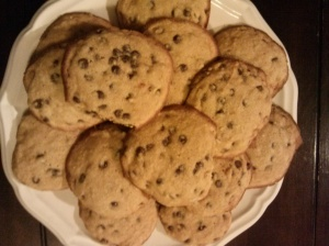 Soft Fluffy Chocolate Chip Cookies