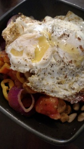 Ultimate Fried Egg Skillet
