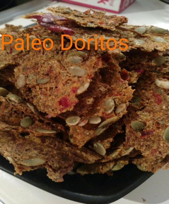 Paleo Doritos